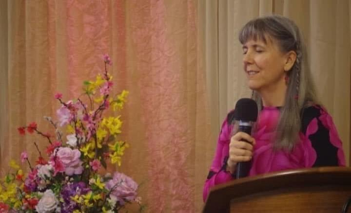Rev. Ruth Kirby - Center of Spiritual Living Minister