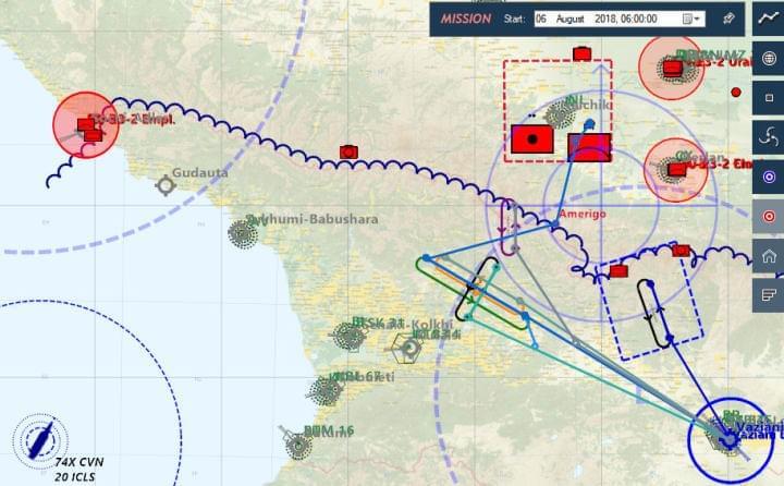 CombatFlite -- Flight planning tool