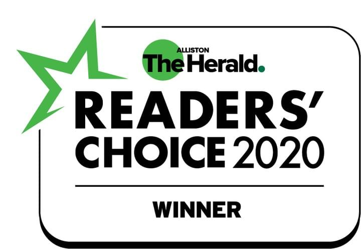 Reader's Choice 2020