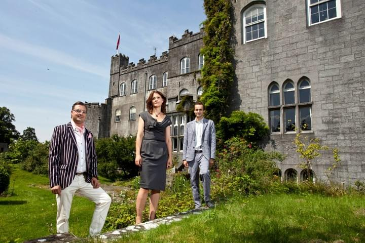 Public Relations, Communications - O'Carroll Consulting, Client - Birr Castle