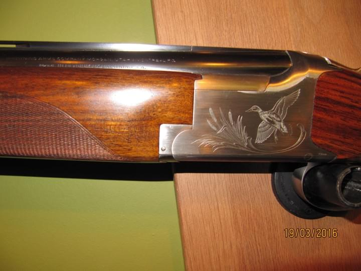 B25 Special Duck, custom made wapens, targetshooter
