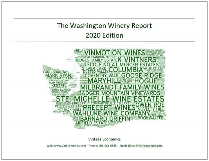Washington Wine Industry Report