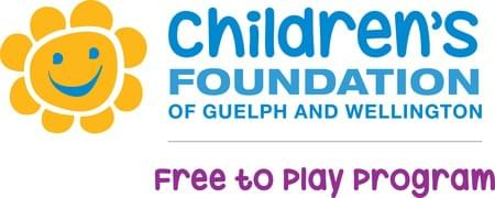 logo of Children's Foundation Free to Play Program