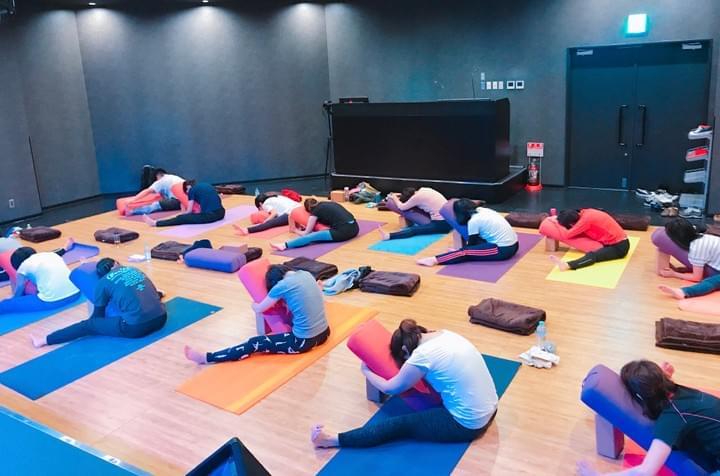 Moana yogaの画像