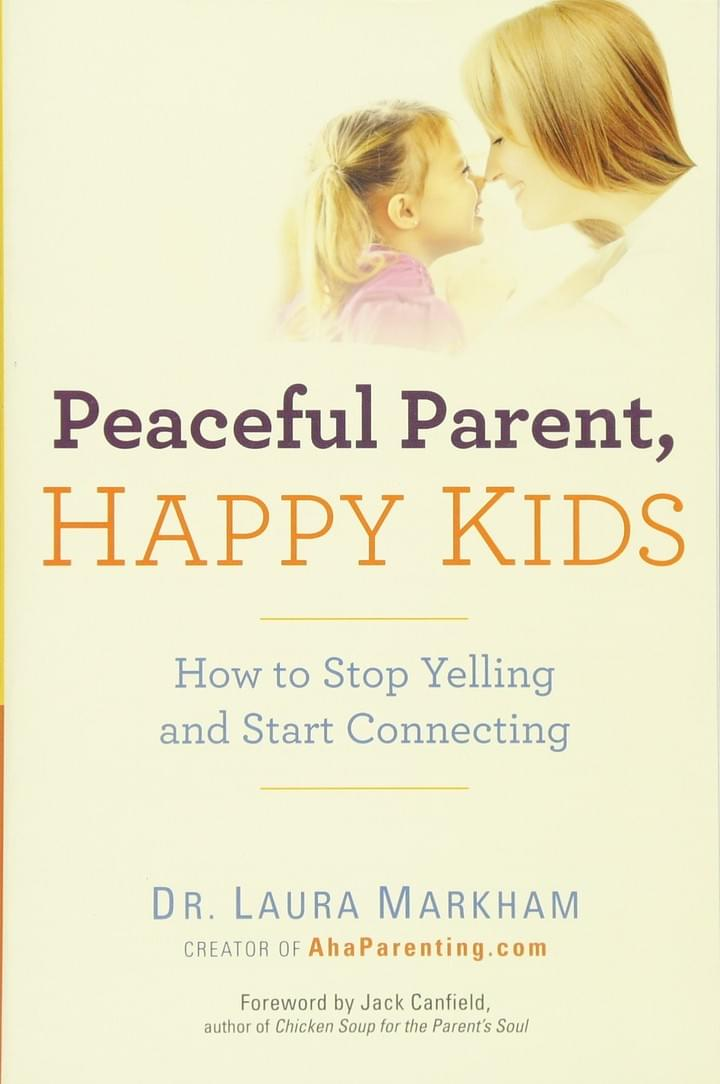 peaceful parent, happy kids book. click to buy