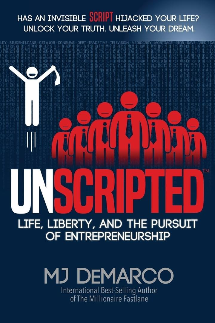 unscripted book. click to buy
