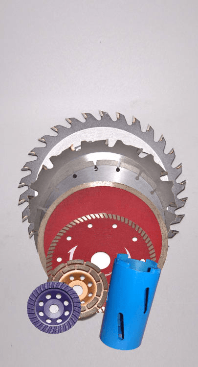 DIAMOND SAW BLADES, TCT CIRCULAR SAW BLADES, CUTTING DISCS, DIAMOND CORE DRILLS, DIAMOND CUP WHEELS, MULTI-FUNCTION TOOL, JIG SAW BLADE, RECIPROCATING SAW BLADE, HACKSAW BLADES, HSS SAW BLADE