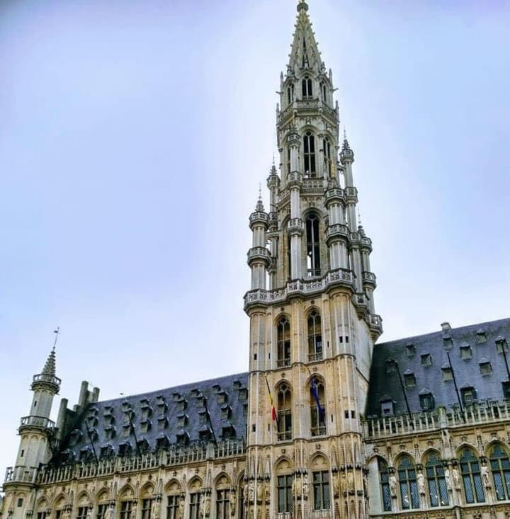 Beautiful Brussels Grand Place