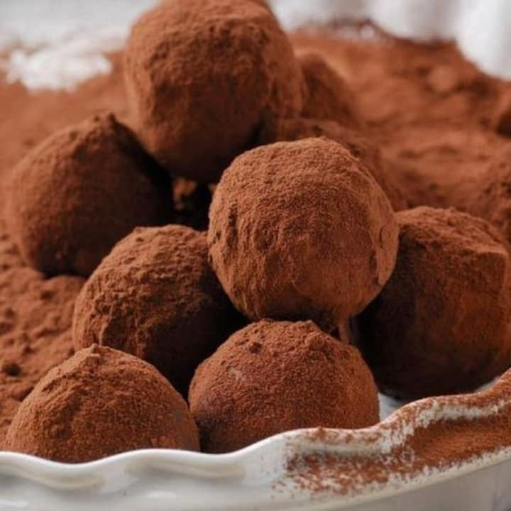 Delicious Artisan Chocolate Truffles