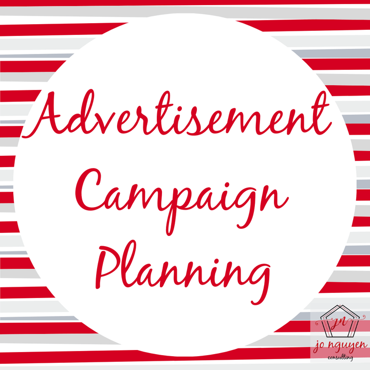 Advertisement Campaign Planning