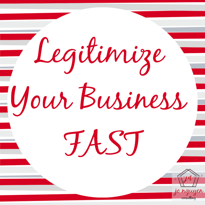 Free tips to legitimize your business FAST