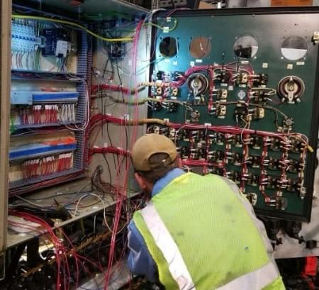 Houchin Electric I Industrial Electrical Contractors in Oklahoma