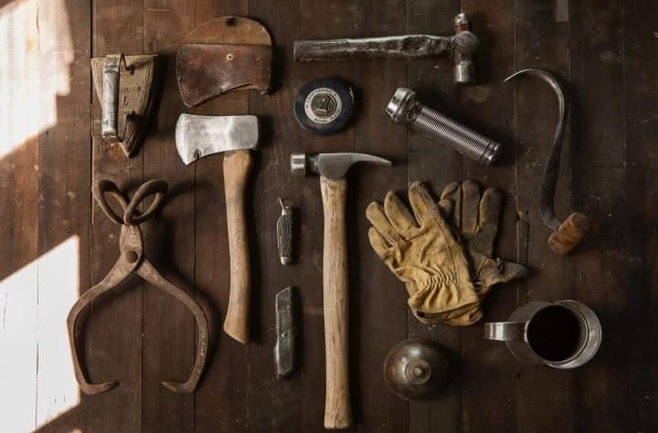 Business Design Tools (Photo by Todd Quackenbush on Unsplash)