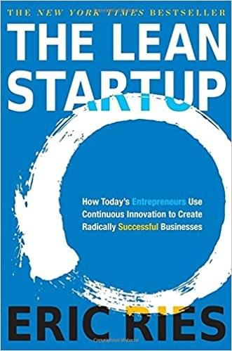 Business Design Book: The Lean Startup