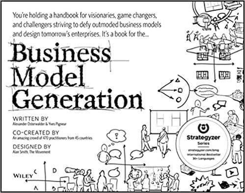 Business Design Book: Business Model Generation