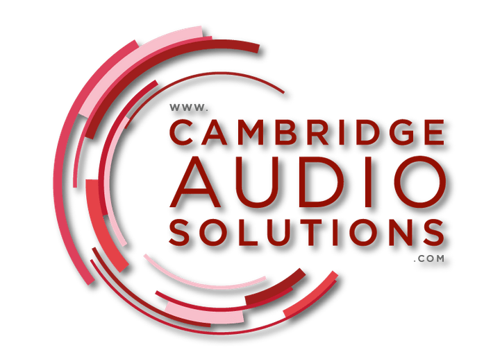 Image of audio production company www.CambridgeAudioSolutions.com