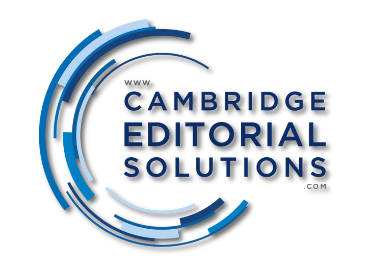Image of editorial services company www.CambridgeEditorialSolutions.com
