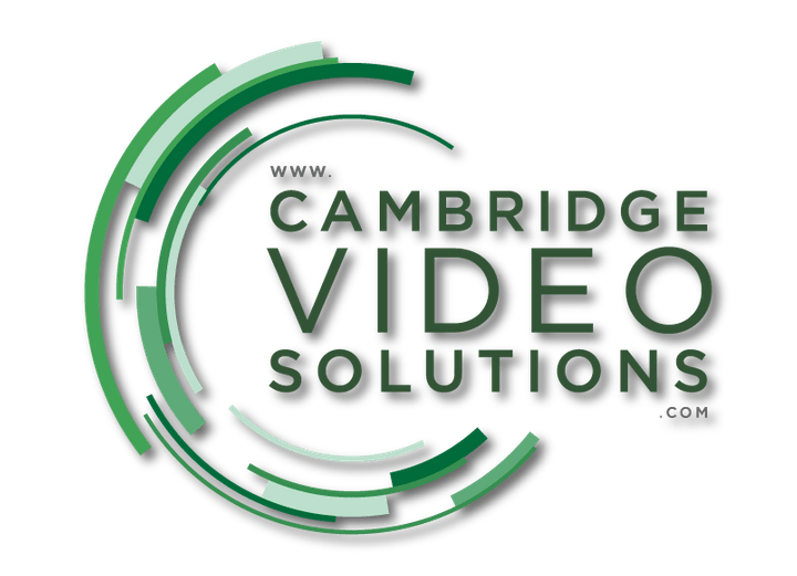 Image of video production company www.CambridgeVideoSolutions.com