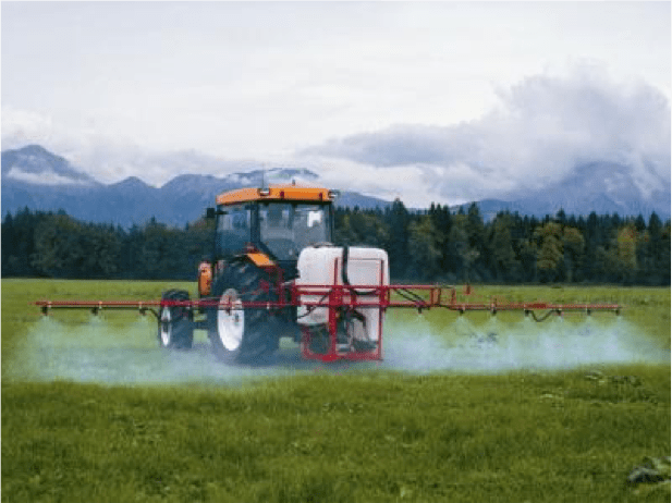 Boom sprayer S