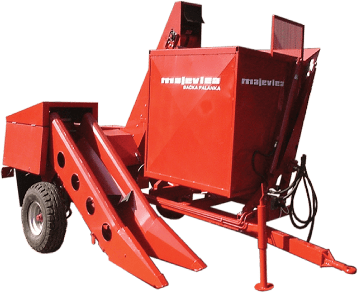 Maize picker 1 row S