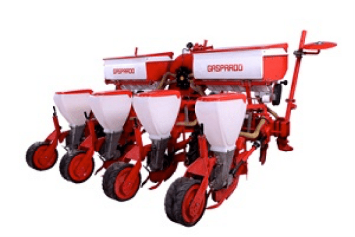 Maize planter 4 row