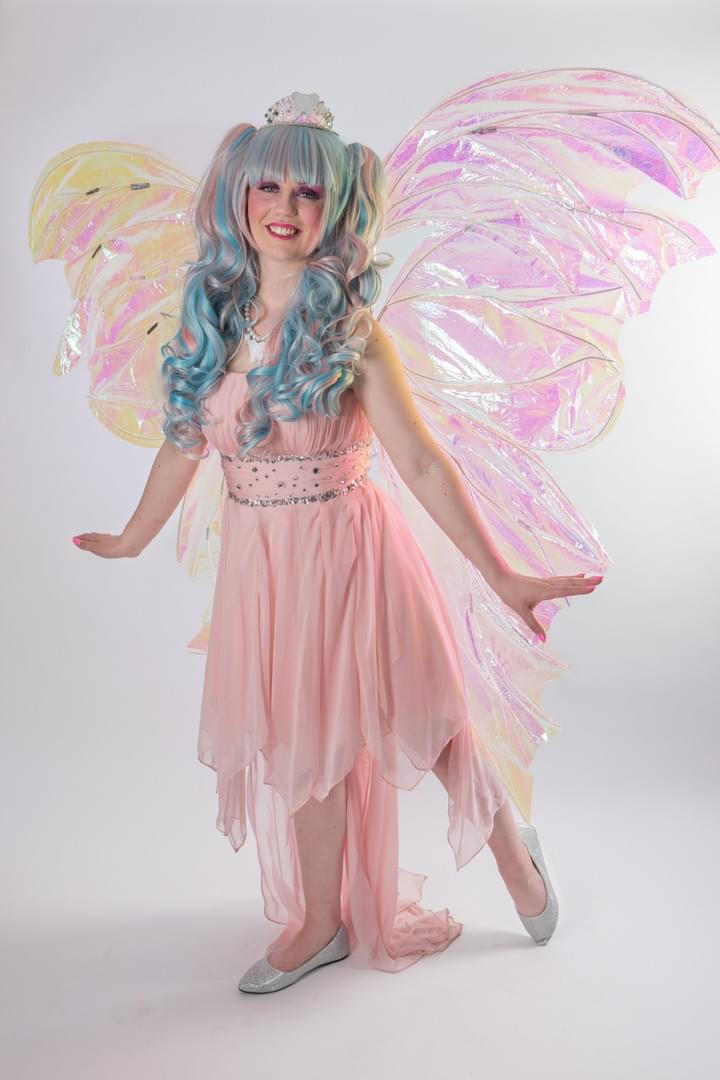 Tooth Fairy Children's Character Entertainment Performer Edmonton