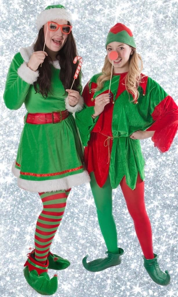 Christmas Elf Performer Character Entertainment Edmonton Corporate Events Home Visits