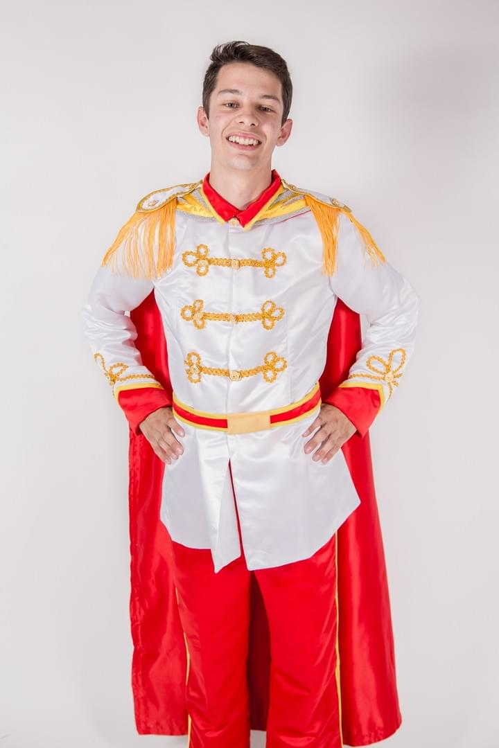 Disney Princess Cinderella Prince Charming Character Performer Kids Birthday Party in Edmonton