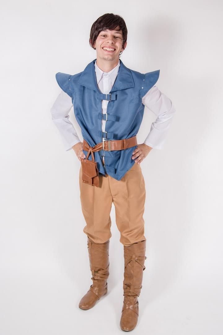 Disney Princess Prince Flynn Rider Tangled Rapunzel Character Performer Kids Birthday Party in Edmonton