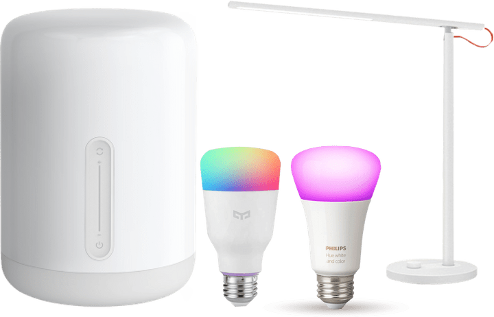 Yeelight | Smart Light | Philips Hue | Mi Home | Aqara Lights