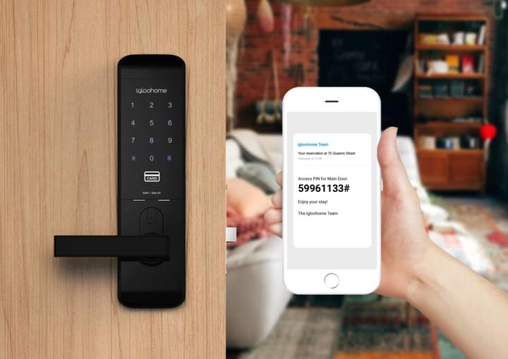 igloohome smart mortise lock, temporary smart pin, smart home app | igloohome Smart Lock | Digital Lock | Smart digital Lock | Secure Digital Lock