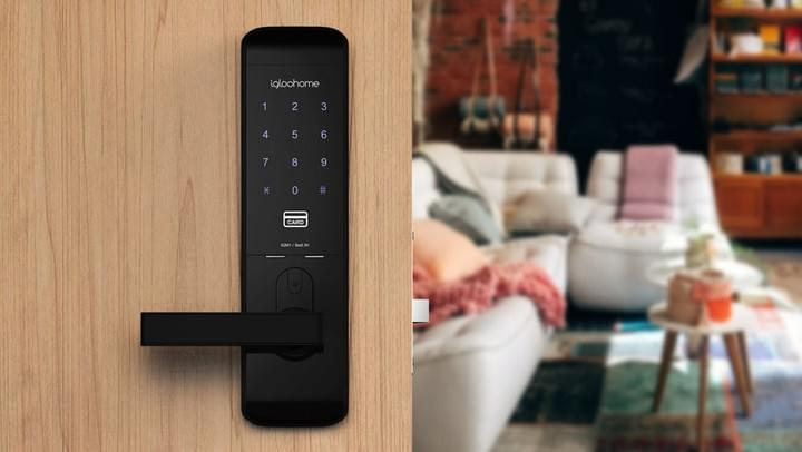igloohome smart mortise lock | Smart Lock | Digital Lock | Smart Digital Lock