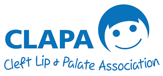 Cleft Lip and Palate Association logo and link to website