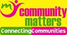 My Community Matters Logo and link to website