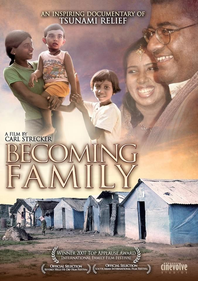 Becoming Family, a documentary film by Carl Strecker