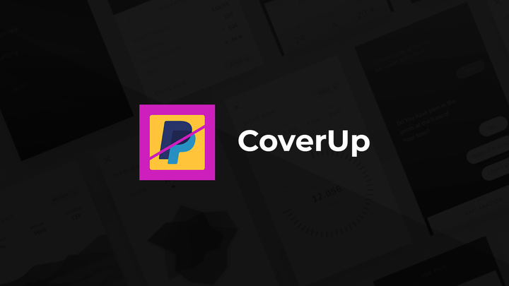 Shopify - application CoverUp