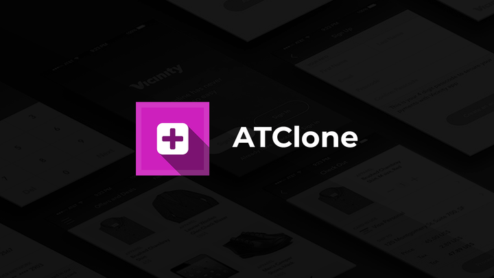 Shopify - application ATClone