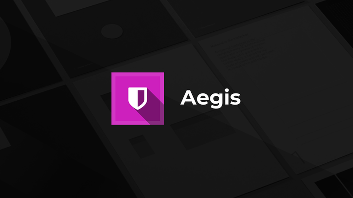 Shopify - application Aegis