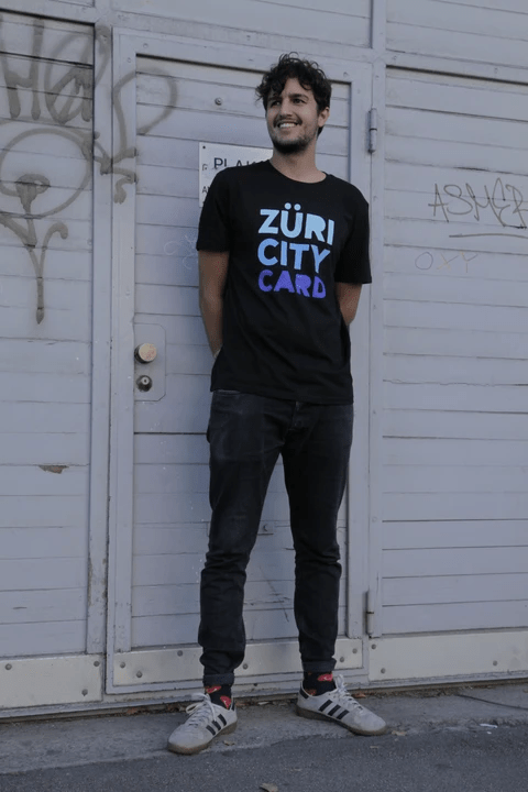 Supportshirt Züri City Card