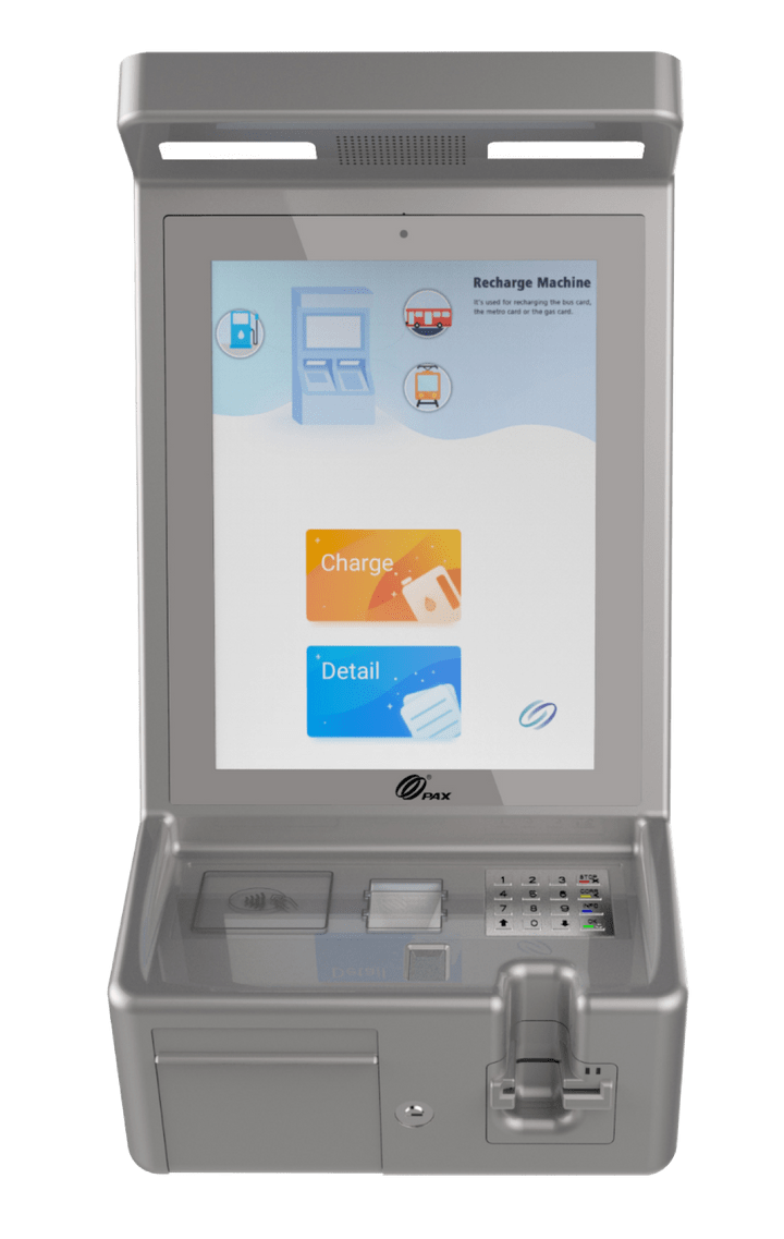PAX SK600 Android smart payment kiosk