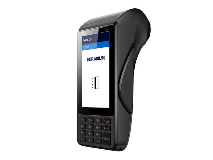 PAX Q92 mobile payment terminal