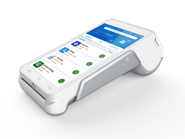 PAX A910 Smart Android mobile POS terminal
