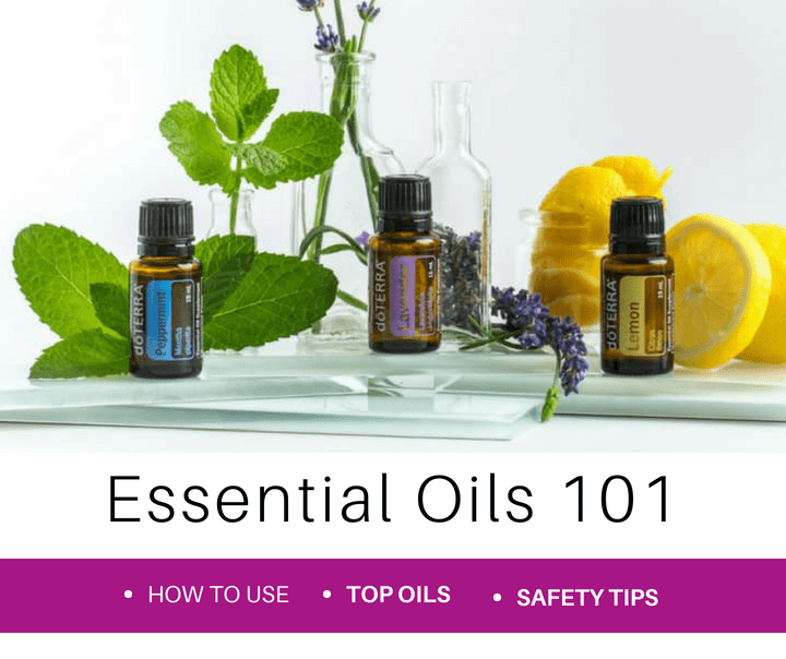 Essential Oils - Why they are safe and easy to use