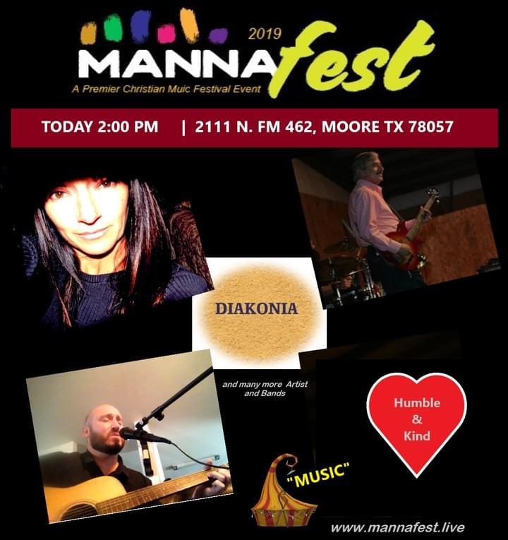 DCMFA - MannaFest 2019