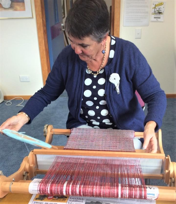 KACC weaving and spinning group is one of our interest group
