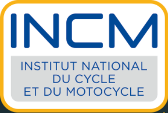 Logo Institut National du Cycle et du Motocycle
