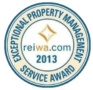 REIWA Exceptional Property Management Award