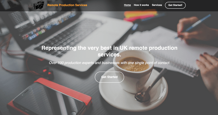 Remote Production Co