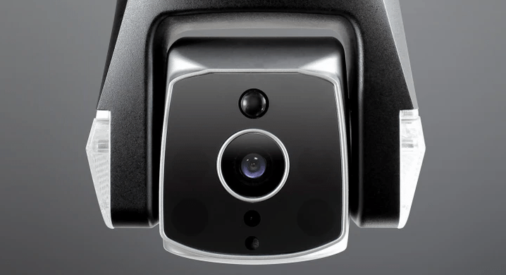 Ares camera uses biometric analytics and is made with industrial grade material