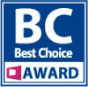 best choice award for amaryllo security camera with biometric analytics